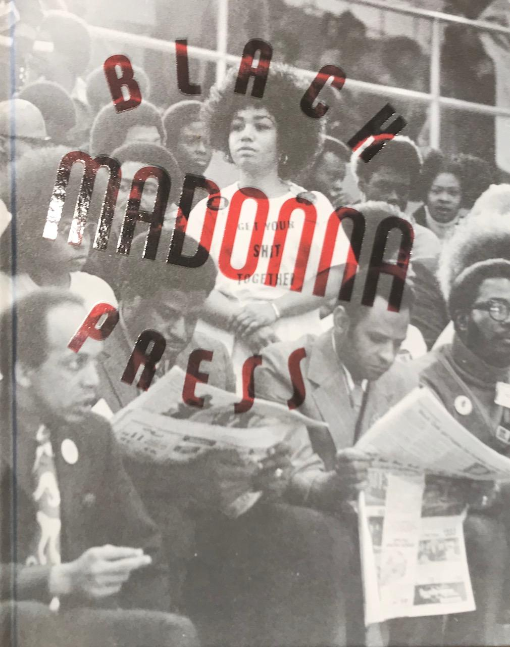 Theaster Gates: Black Madonna Press