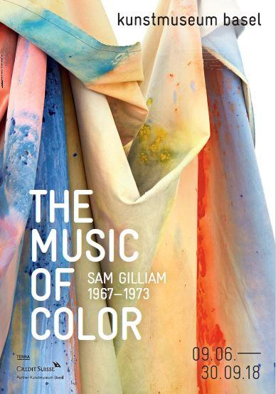 Plakat F4: Sam Gilliam