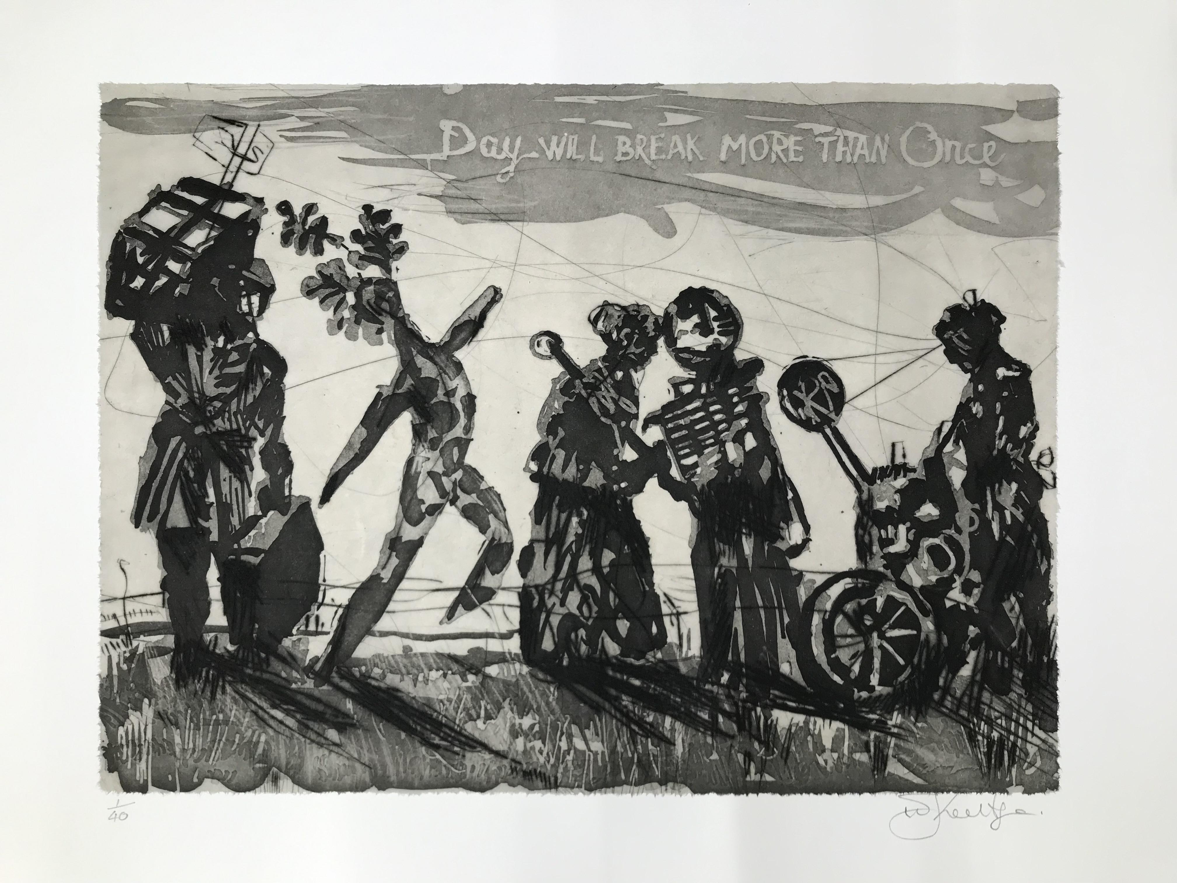 William Kentridge - Edition