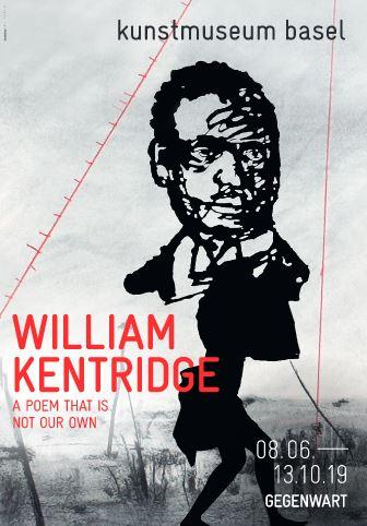 Plakat F4: William Kentridge